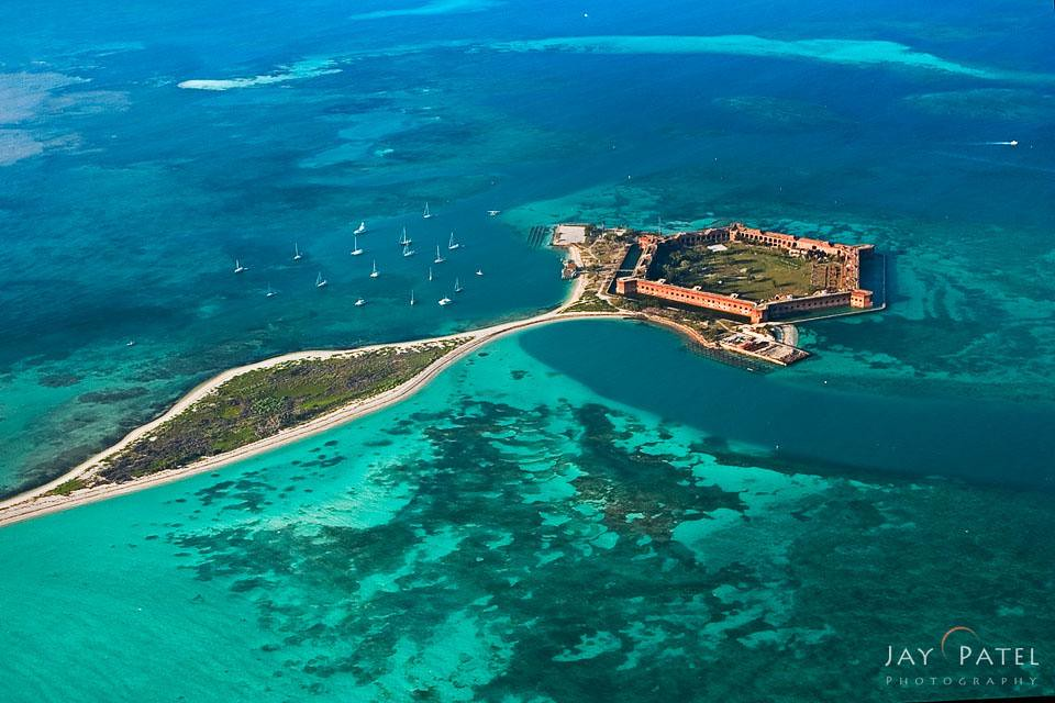 Dry Tortugas National Park In United States Of America Is