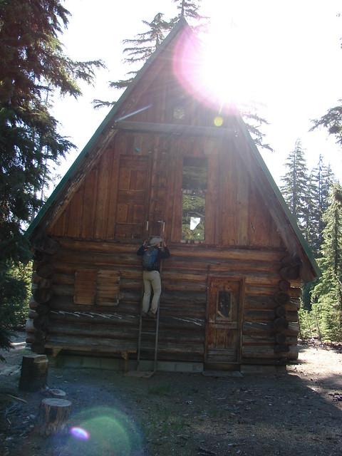 Hemlock Butte Cabin