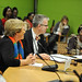UN Women Executive Director Michelle Bachelet speaks at CSW Side Event