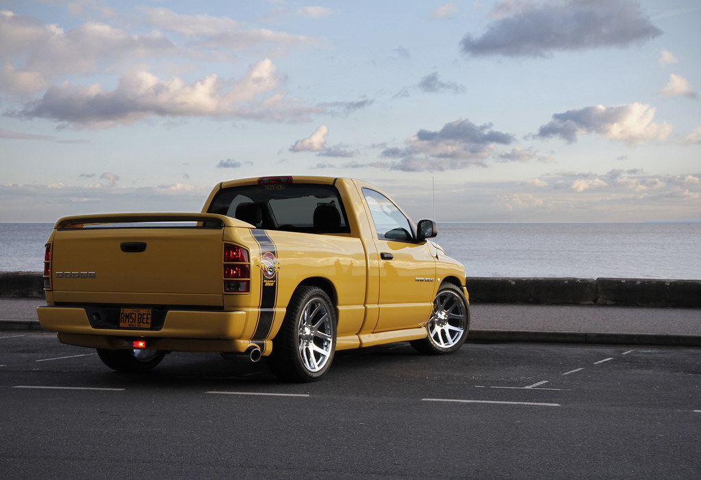 Dodge Ram Rumble Bee | My mates Rumble Bee emerged from ...