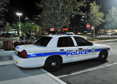 Fort Lauderdale Police Interceptor Kev Cook Flickr