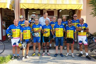 Noicattaro. Gruppo Ciclistico front