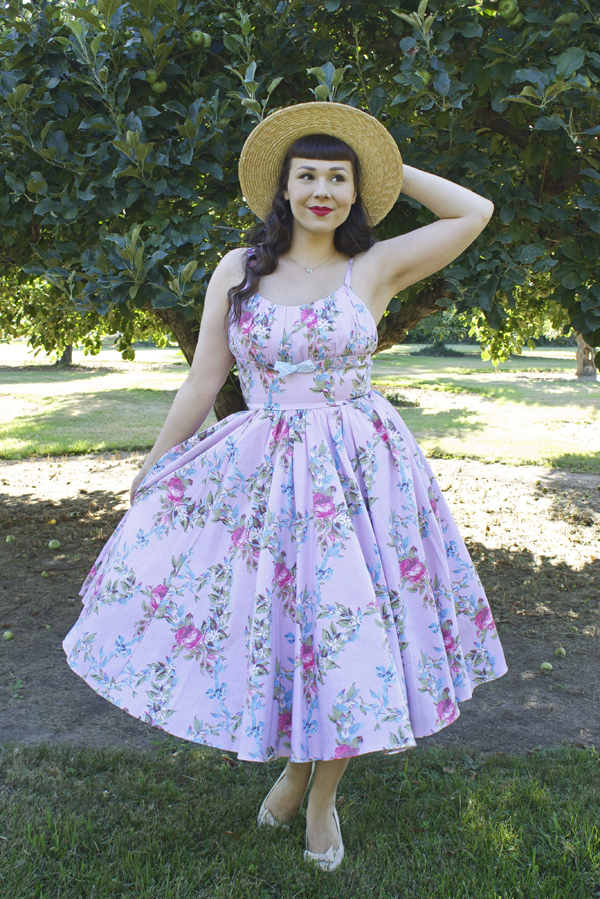 Ella Dress Pinup Girl Clothing