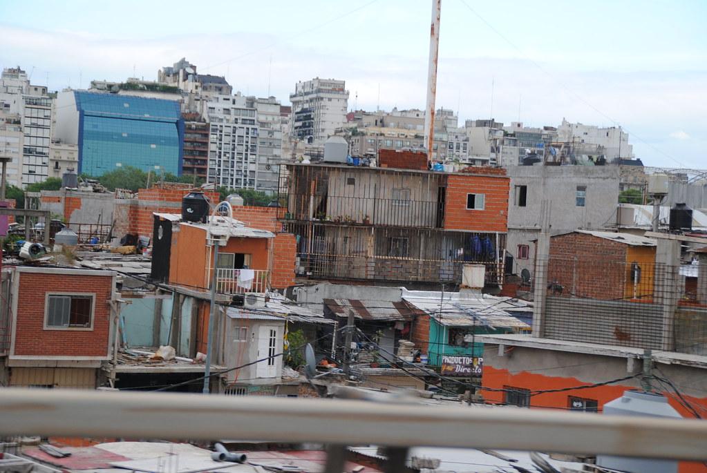 villa 31 buenos aires argentina villa miseria