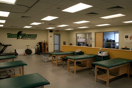 Athletic Training Room Design Project