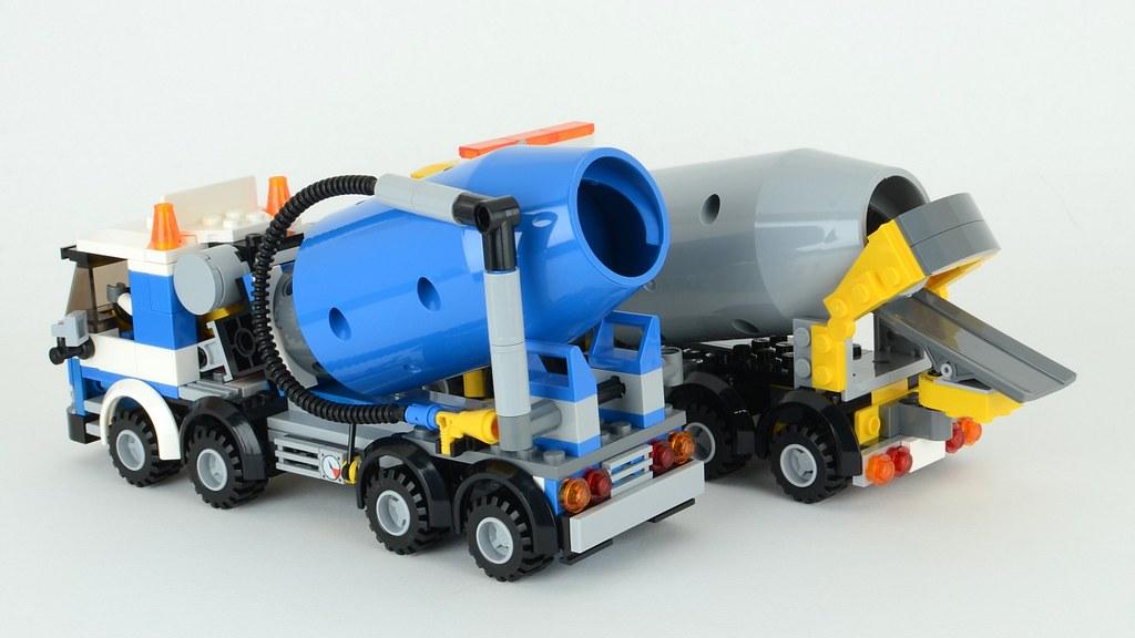 60018 Cement Mixer Flickr