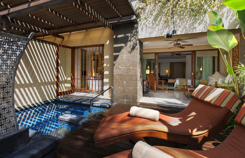 The St Regis Bali Resort Pool Suite Private Pool Flickr