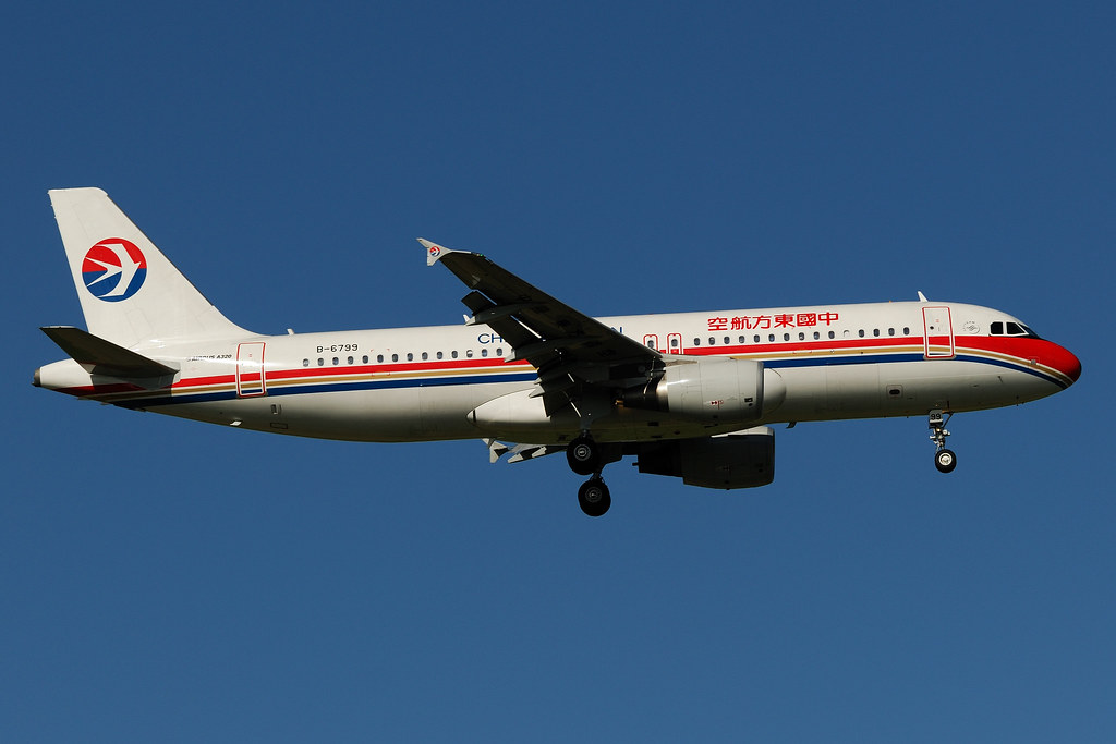 China eastern airlines airbus a320 214 b 6799 msn 4711 flickr - China eastern airlines vietnam office ...