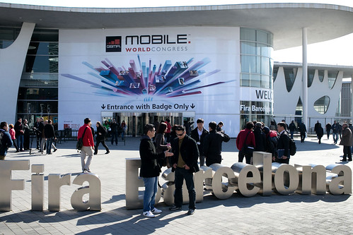 Fira Barcelona // Mobile World Congress 2013 | by mozillaeu