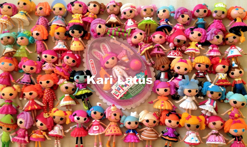 Mini lalaloopsy collection update more to come soon colle
