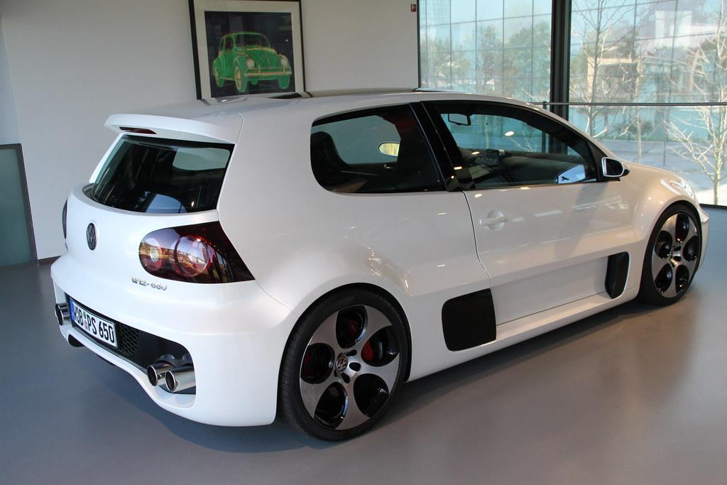 VW Golf GTI W12-650 | Stärkster und schnellster Golf aller Z… | Flickr