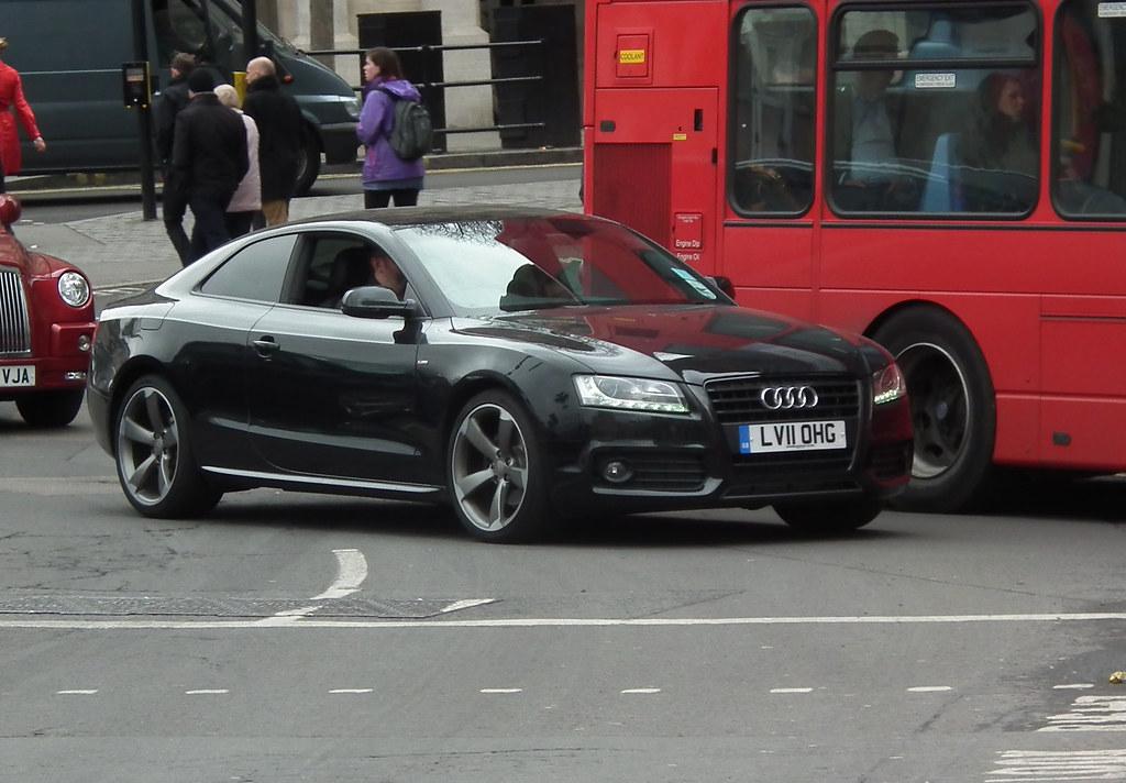 Audi A5 S Line Black Edition 2011 Audi A5 S Line Black