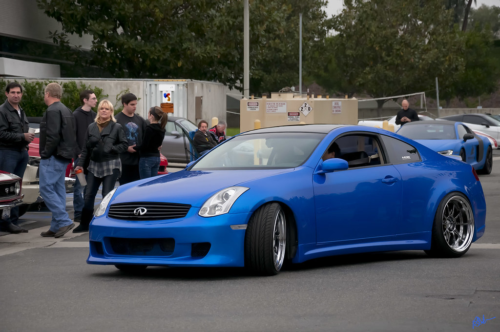 New Infiniti G35 Coupe >> 2007 Infiniti G35 Coupe --- Cars & Coffee 116 | PLEASE VIEW … | Flickr