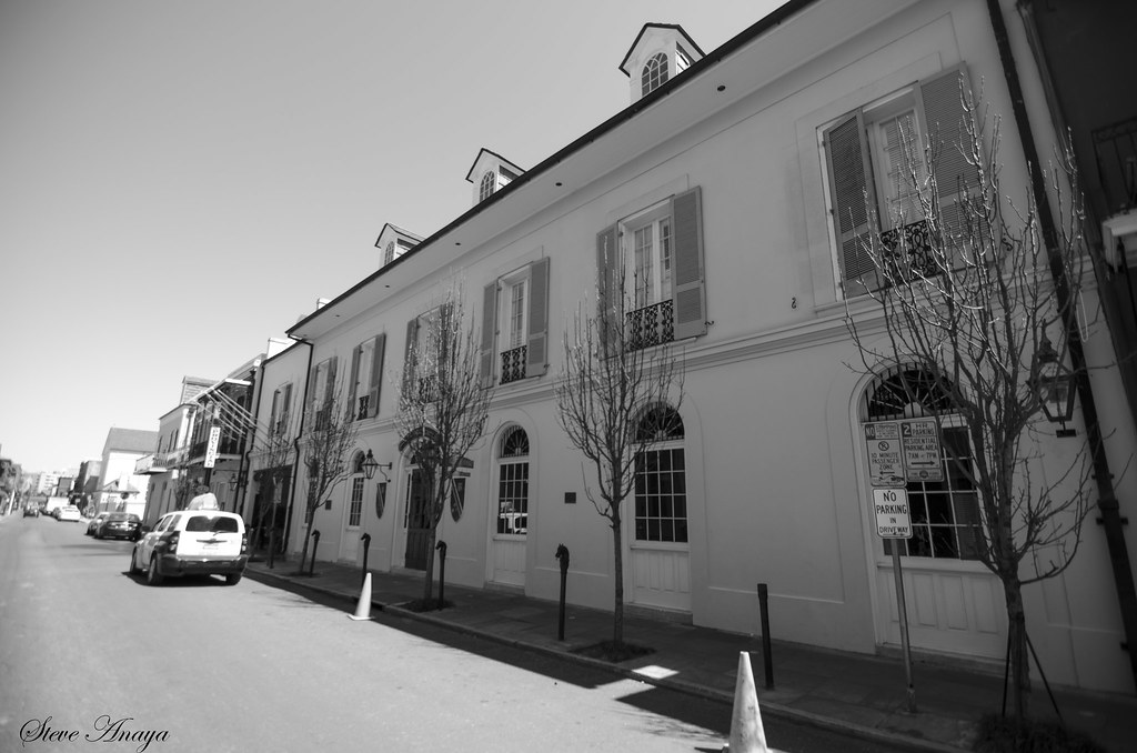 Hotel Provincial Haunted Rooms