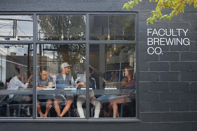 Faculty Brewing | Mount Pleasant, Vancouver