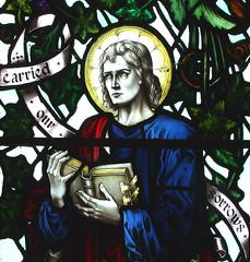 St John by AK Nicholson