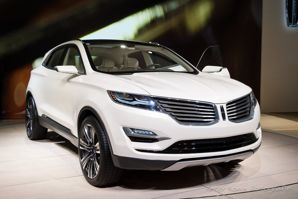 Lincoln MKC Concept - 2013 | Concept Cars New York Internati… | Flickr
