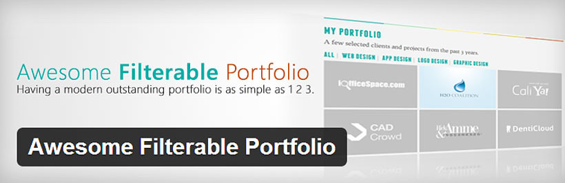free wordpress portfolio plugin to-display your-work-awesome-filterable-portfolio
