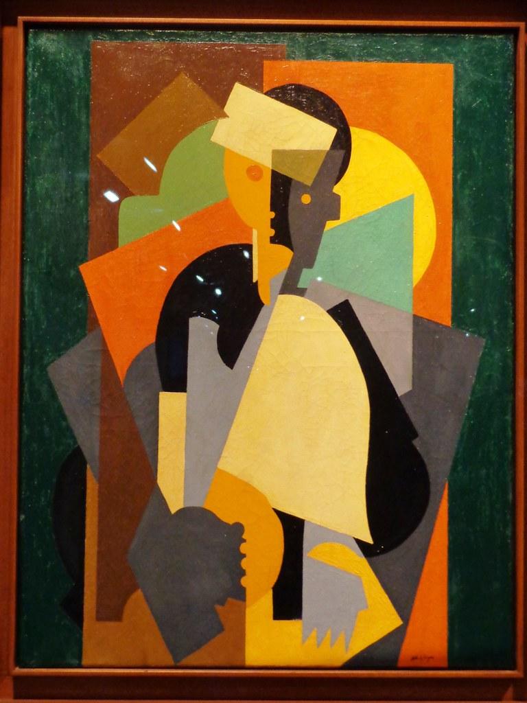 albert gleizes lecolier the scholar ca 1925
