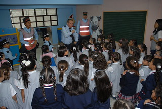 Educaci n vial en el jard n infantil mar a auxiliadora for Cascanueces jardin infantil medellin