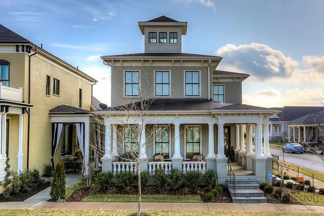 Louisville Southern Living Custom Builder Stonecroft Homes