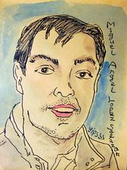 Miguel Angel Lopez Salazar / Salazar-art by yipsss