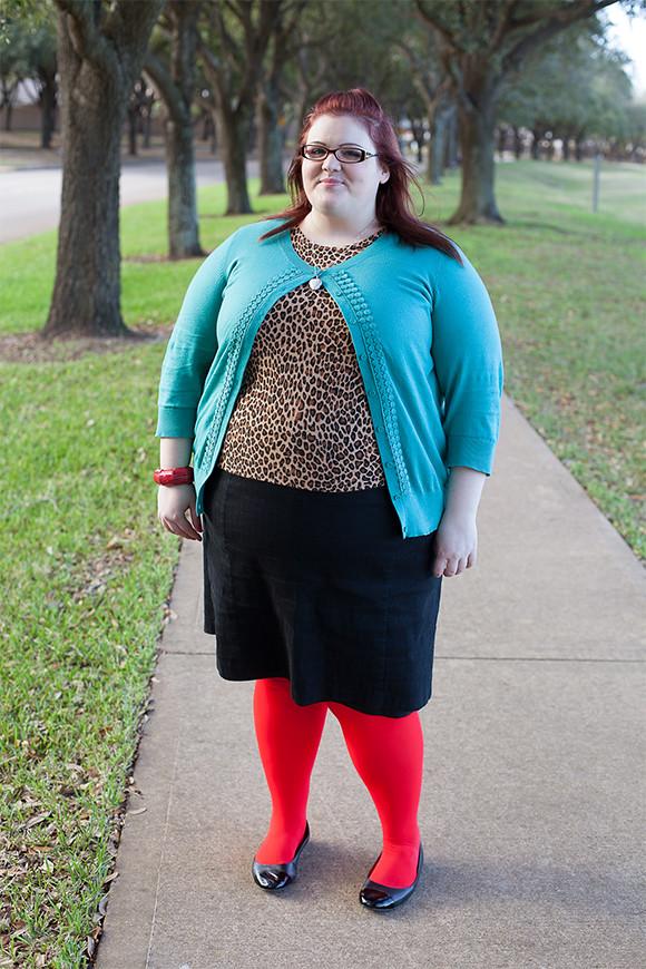 ootd winter leopard sweater sag harbor 2x skirt. Black Bedroom Furniture Sets. Home Design Ideas