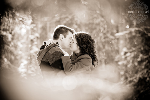 Winter Engagement Session - Prince George BC | by Dan Stanyer (Northern Pixel)
