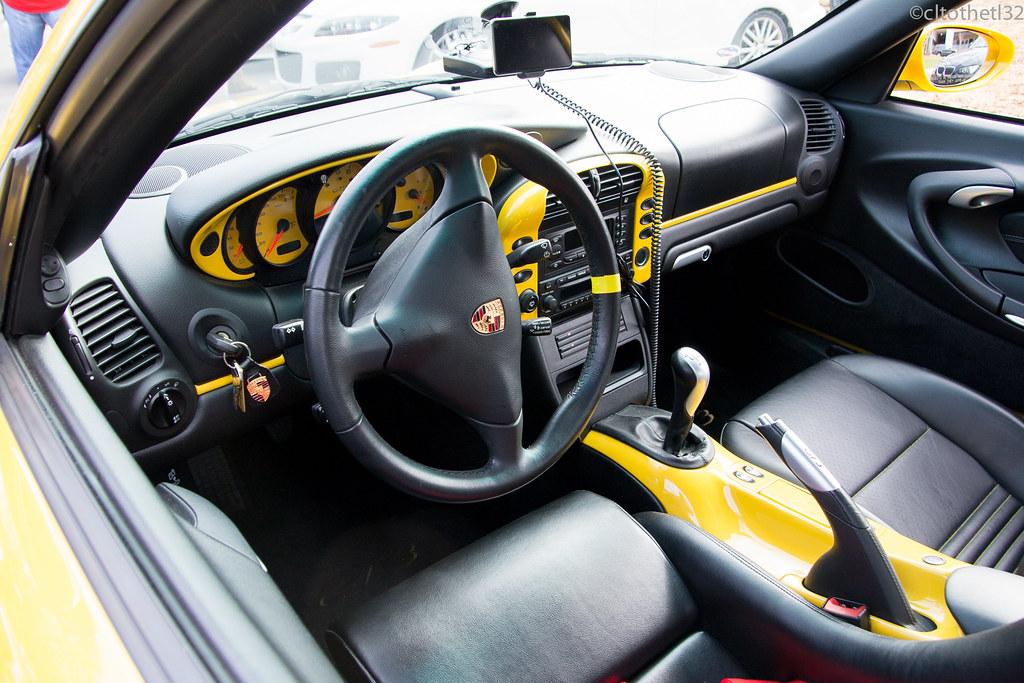Porsche 911 996 gt3 interior cltothetl32 flickr for Porsche 996 interieur