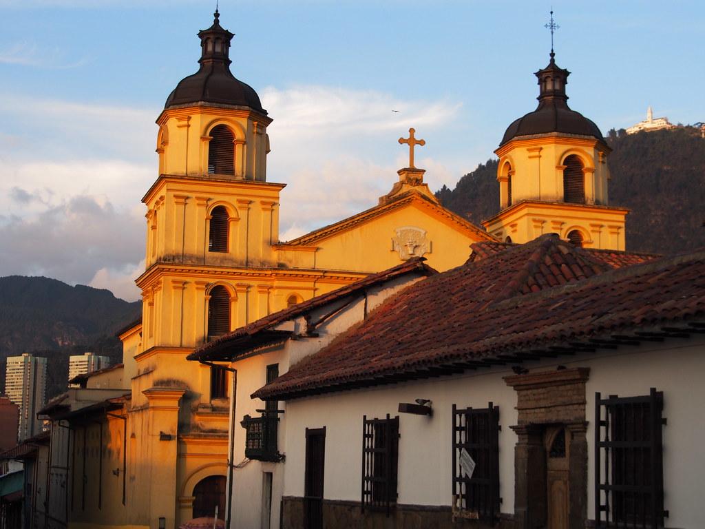 Colombia Bogotá Candelaria