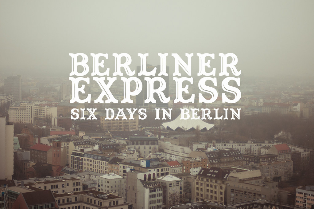 Berliner Express Blog Post On The First Few Days Of My Tri Flickr