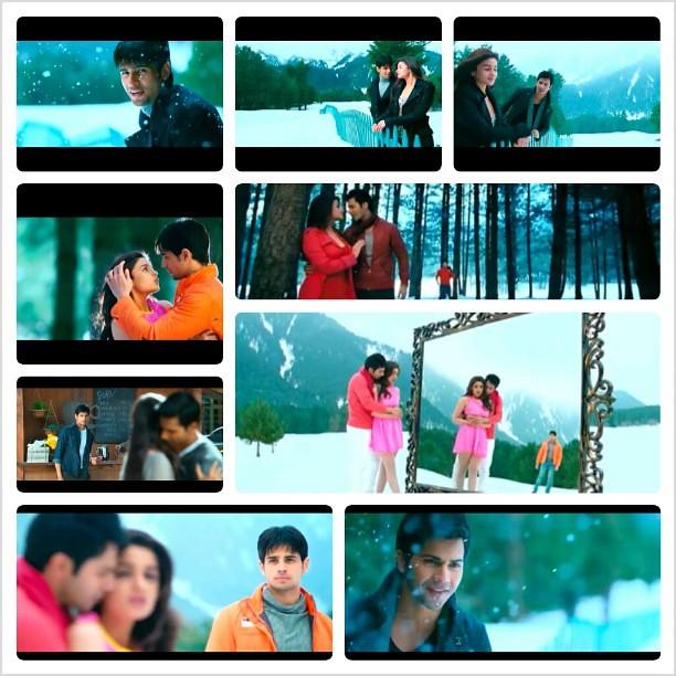 Ishq Wala Love #StudentOfTheYear #SOTY #Love #Snow #Movie # Bollywood ...