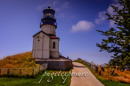 Cape Disappointment Lighthouse Ilwaco WA