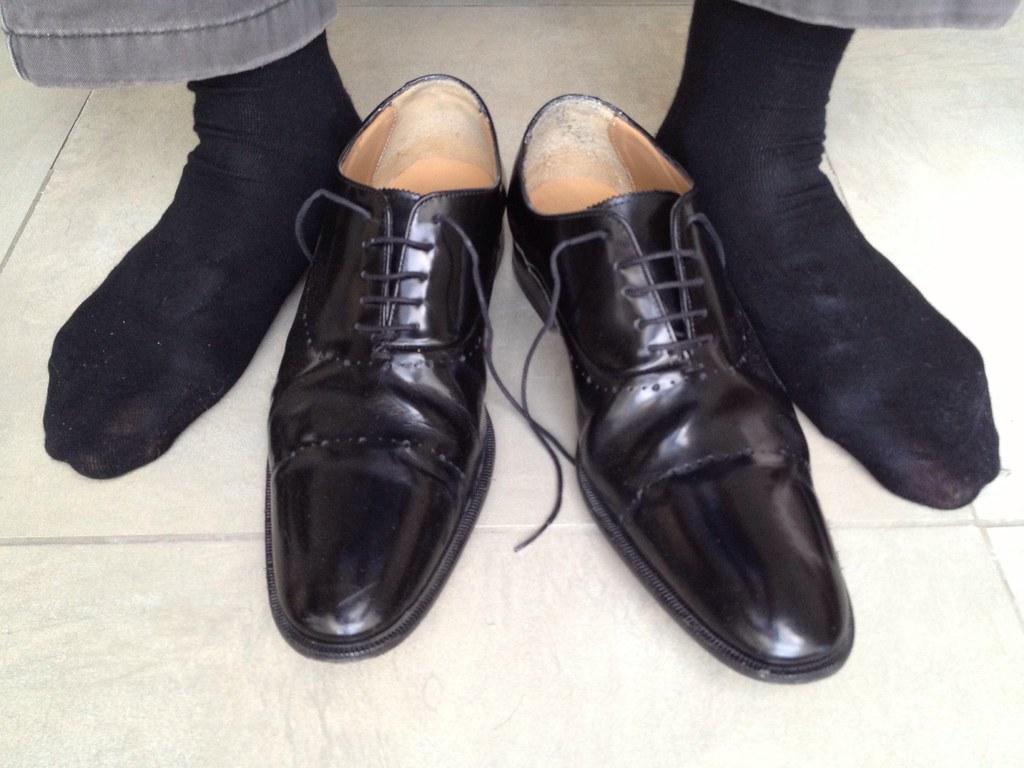 Zara Shoes Man White