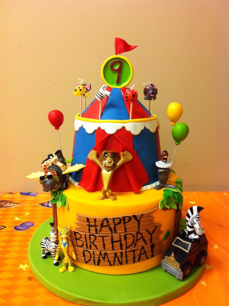 My birthday cakez - 1 6
