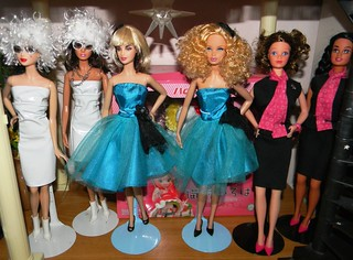 Barbie Convention 2012 Table Gifts | by The Doll Cafe