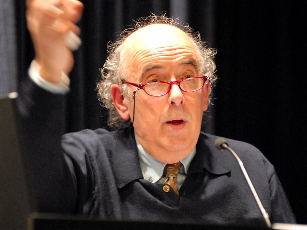 ... Ramon Sala, historiador del cinema i professor titular d'Història dels Mitjans de Comunicació - 8618775745_99ece47e28_b