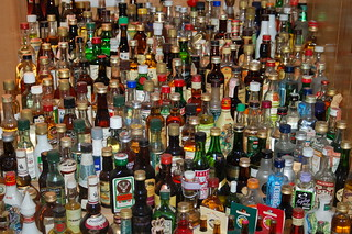 Liquor Bottles, Photo by Scott Felsdstein/Wikimedia Commons | by mauitimeweekly