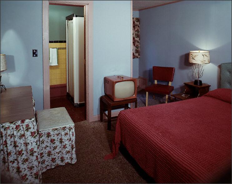 Motel  Riverside West