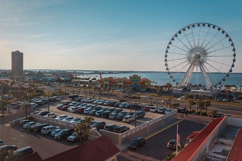 Pensacola Beach Ferris Wheel Beach Ferris Wheel | by