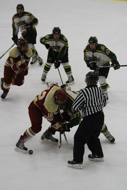 Colonie_Siena_BC hockey