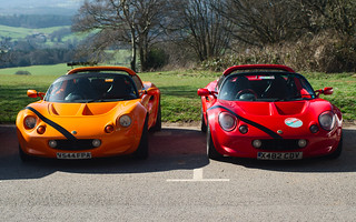 Lotus Elise S1 (x2) | by FurLined
