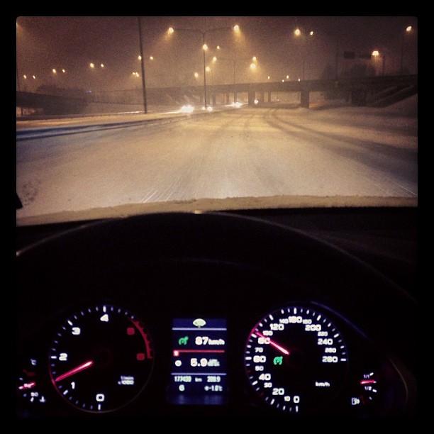 Winter Wonderland Audi Audiboys Boysareboys Car Dri