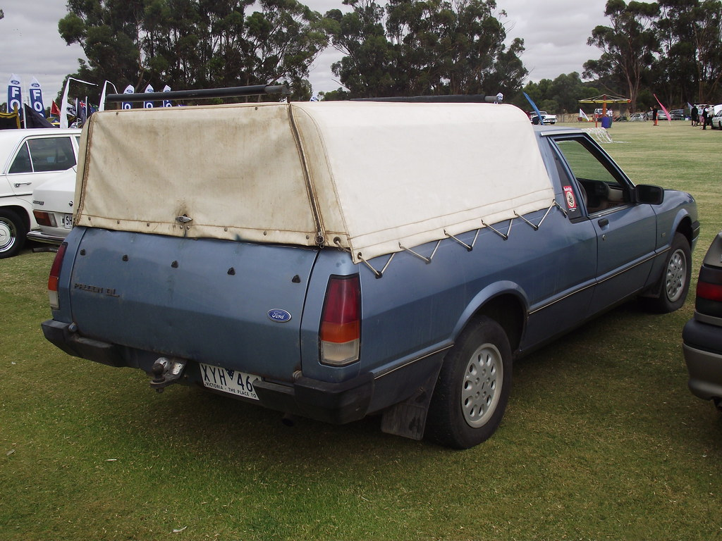... 1984 Ford XF Falcon Ute | by Five Starr Photos ( Aussiefordadverts) & 1984 Ford XF Falcon Ute | Unrestored Ford XF Falcon Ute withu2026 | Flickr