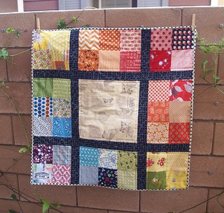 Color Study Baby Quilt | by fabricmutt