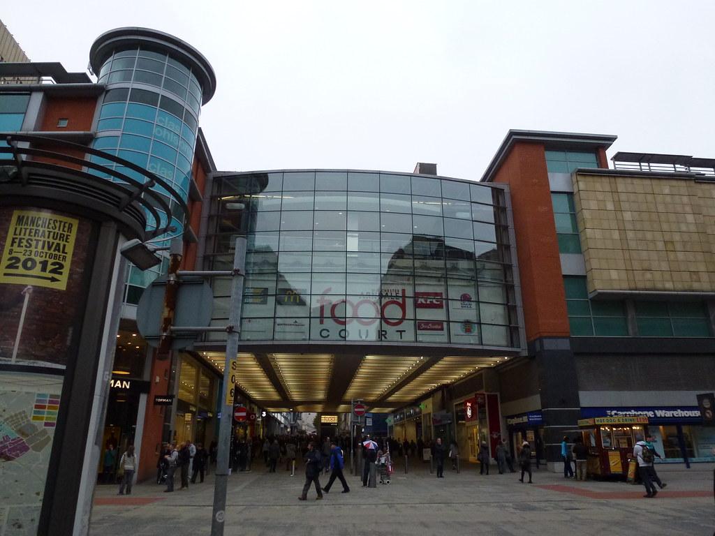 Market Street Manchester Food Court