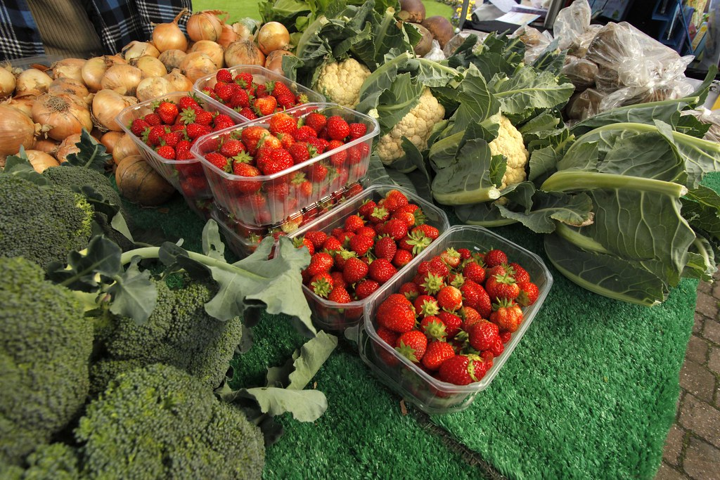 Local produce, Perthshire | Locally grown fruit and ...