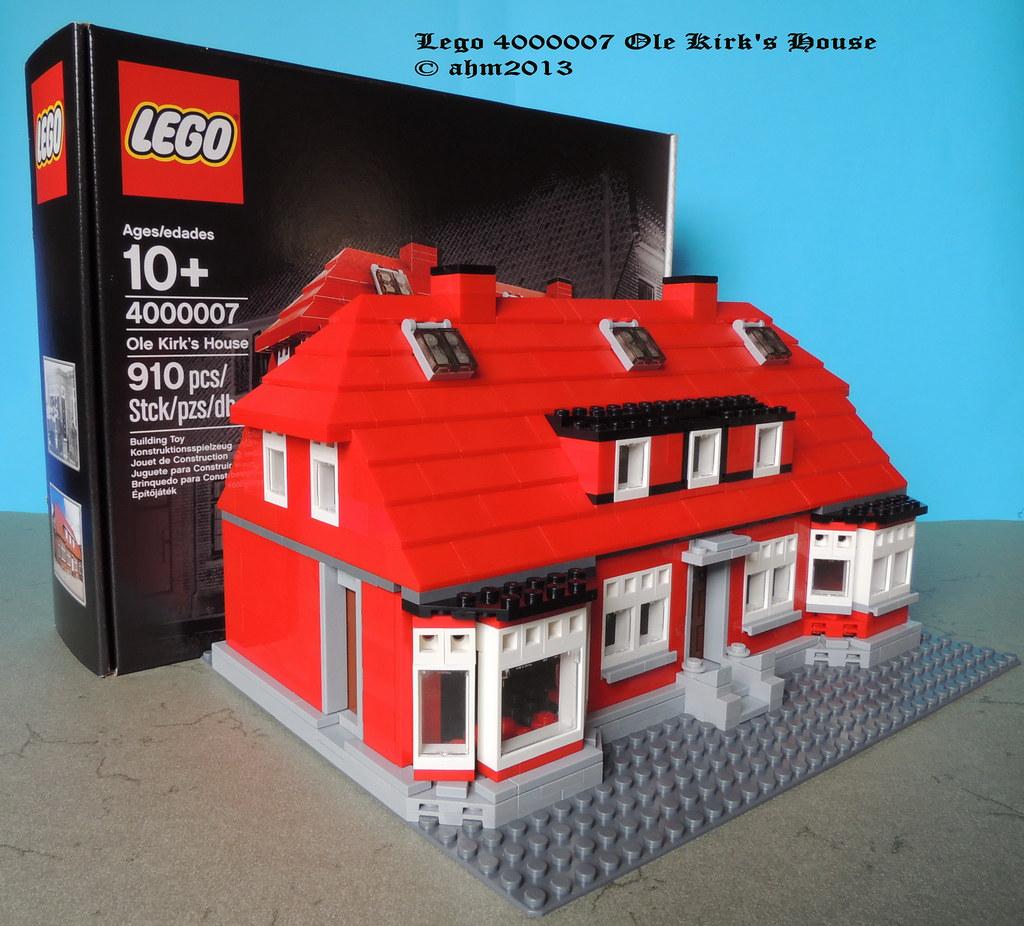Lego 4000007 Ole Kirk'...