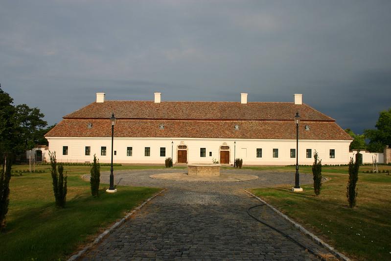 Festetich Castle, Alsóbogát, HUNGARY