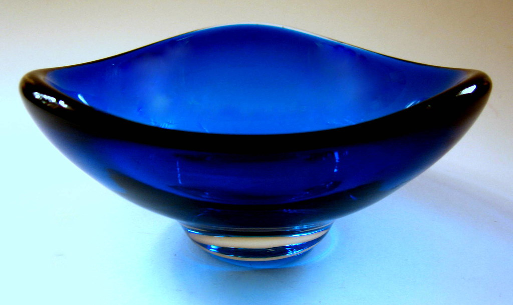 Kenyons the blue bowl